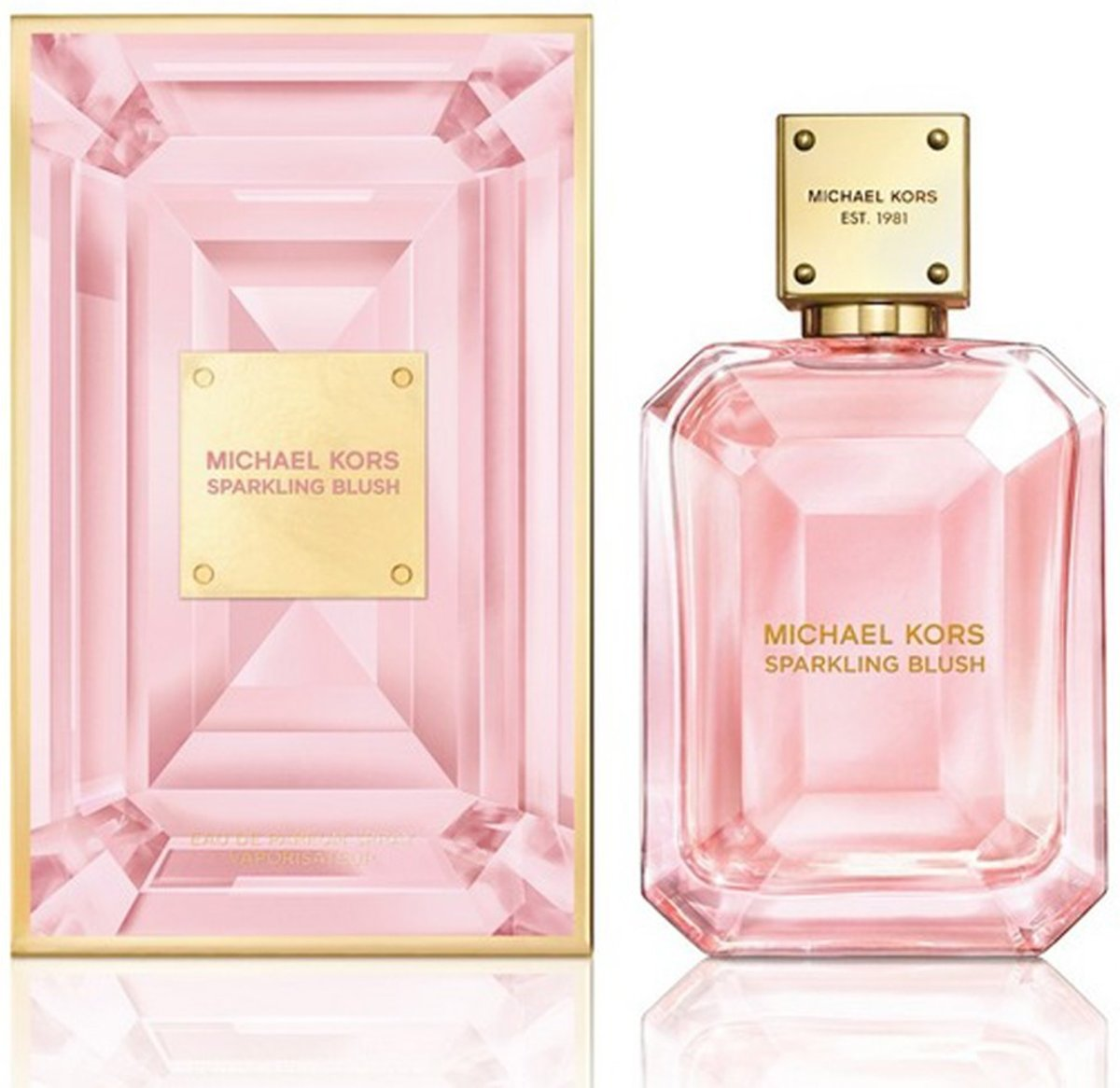 Michael Kors Sparkling Blush 100ml EDP Spray