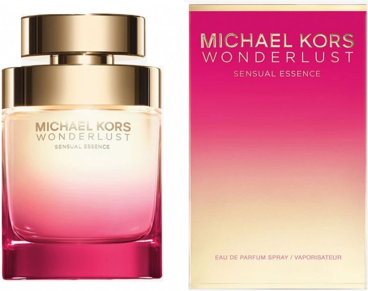 Michael Kors Wonderlust Sensual Essence Eau de parfum Spray 100 ml