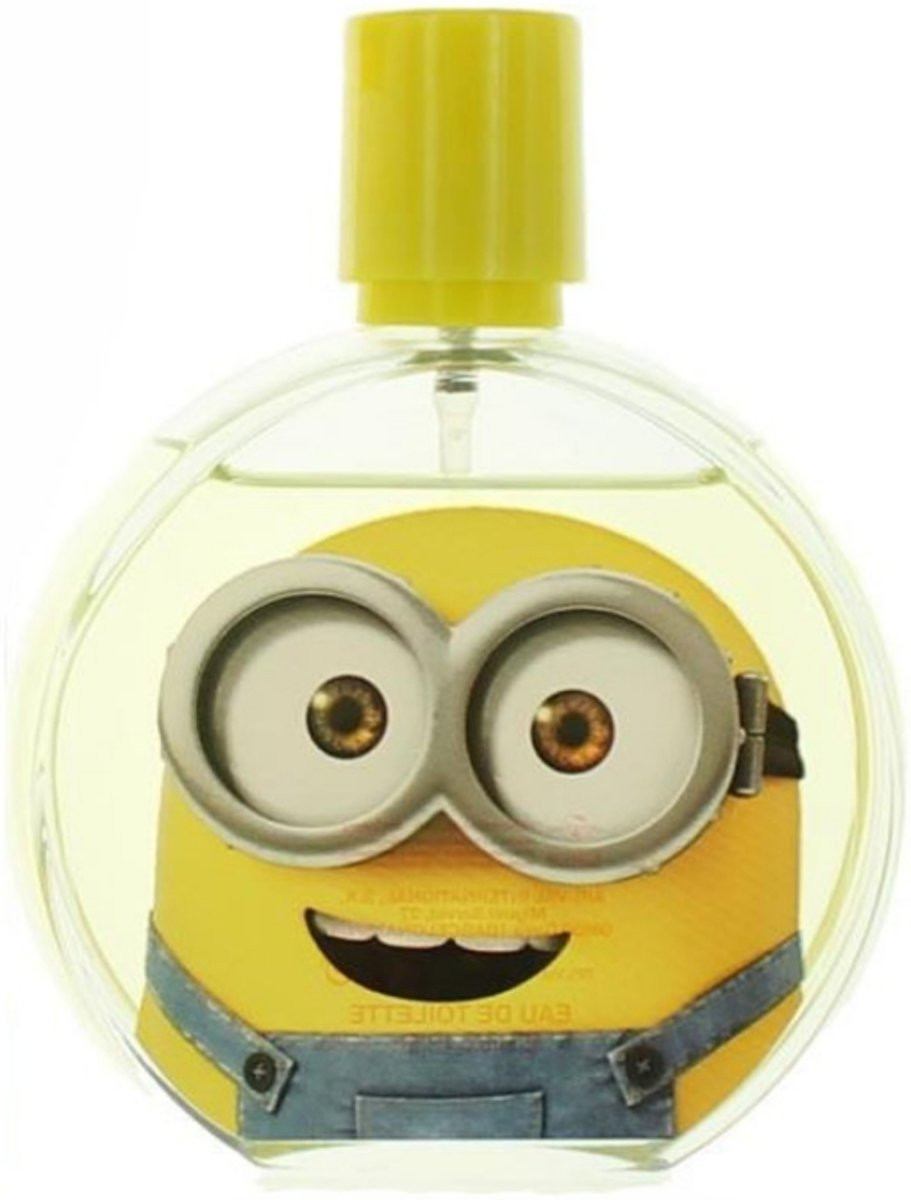 Minions Minions for Kids Eau de Toilette Spray 100 ml