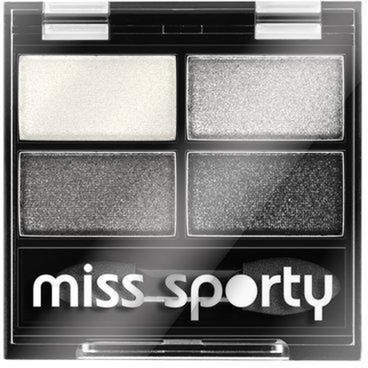 Miss Sporty - Studio Colour Smoky Eye Shadow (RELAUNCH) - Brown Eyes - Bruin