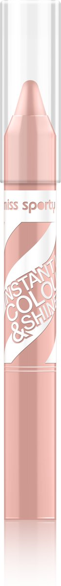 Miss Sporty Instant Colour & Shine - 3 Nude - Lipstick