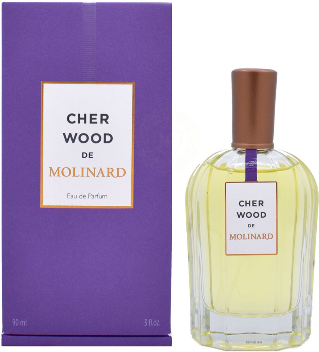 MOLINARD Cher Wood Unisex EDP spray 90ml