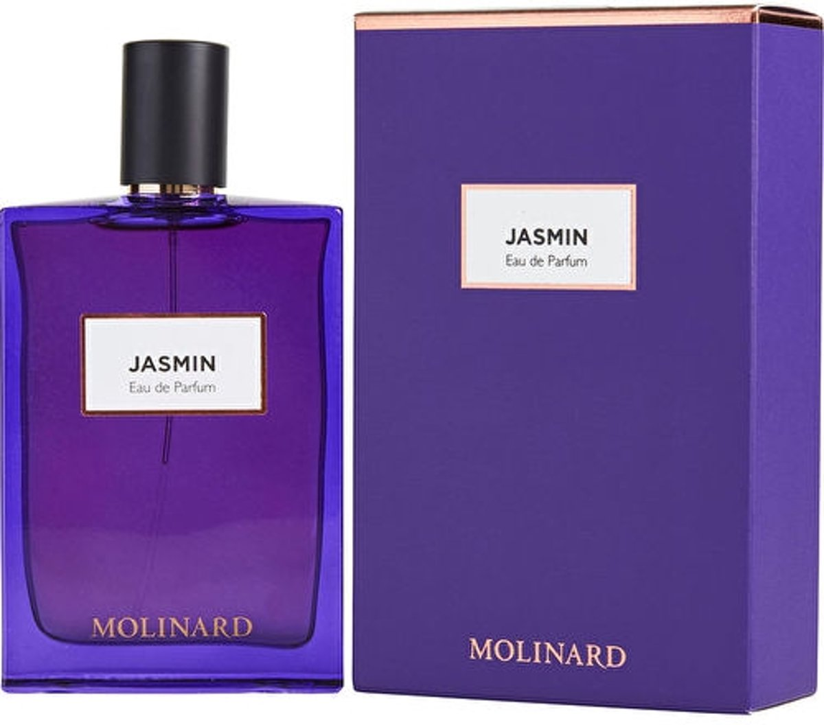 Molinard Jasmin By Molinard Eau De Parfum Spray 75 ml - Fragrances For Women