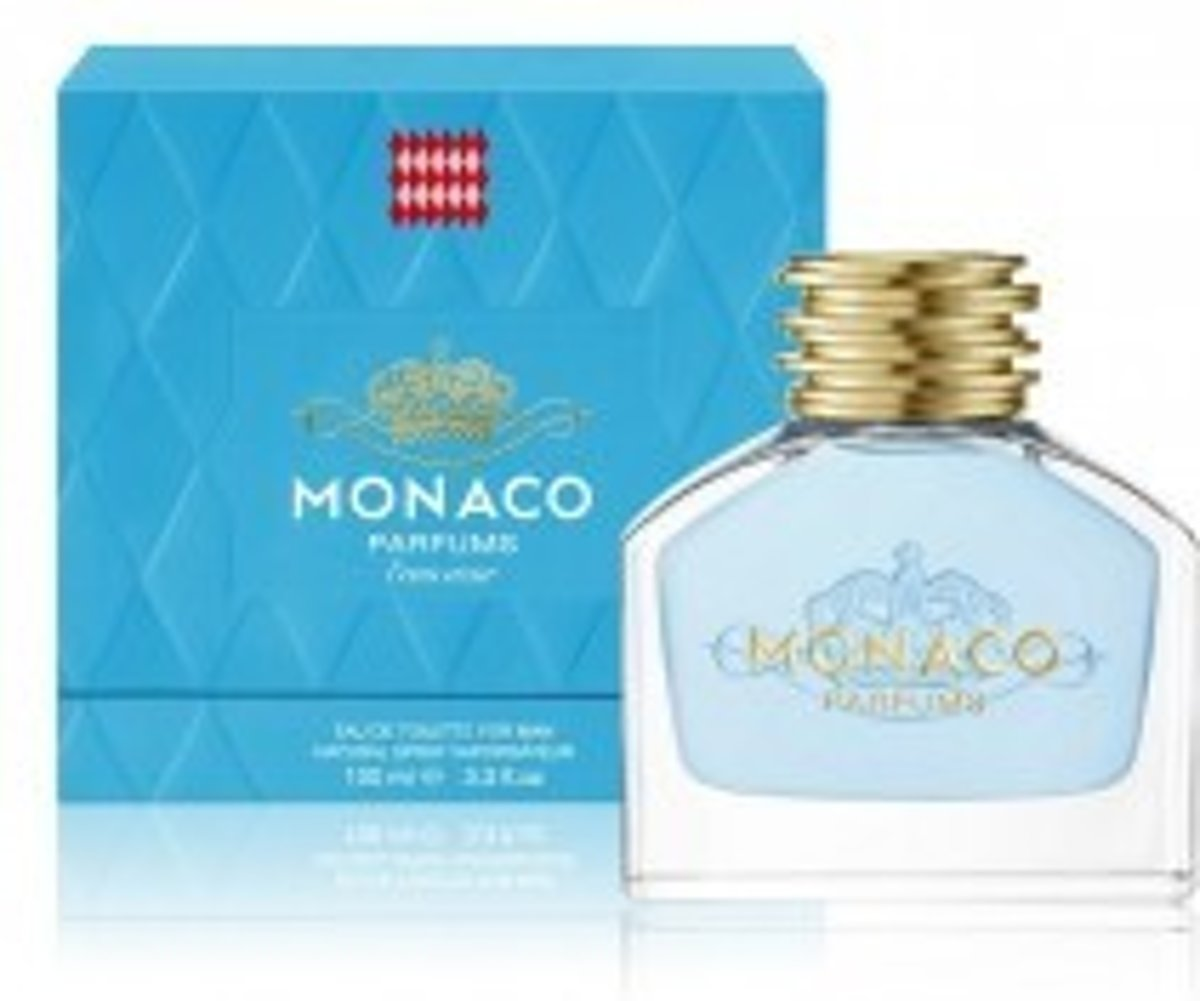 MONACO leau azur EDT Men 50 ml