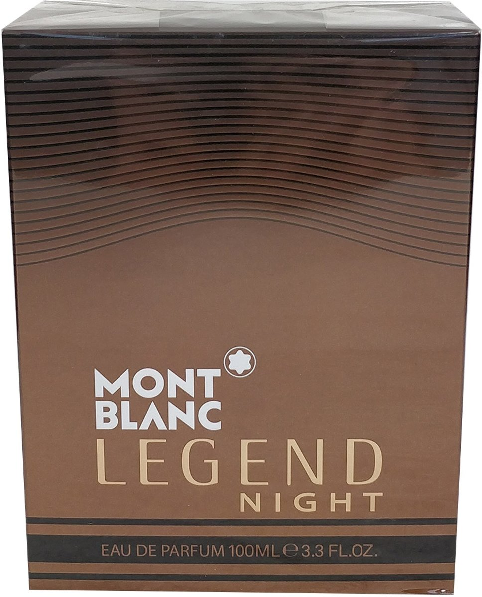 Mont Blanc - Eau de parfum - Legend Night - 30 ml