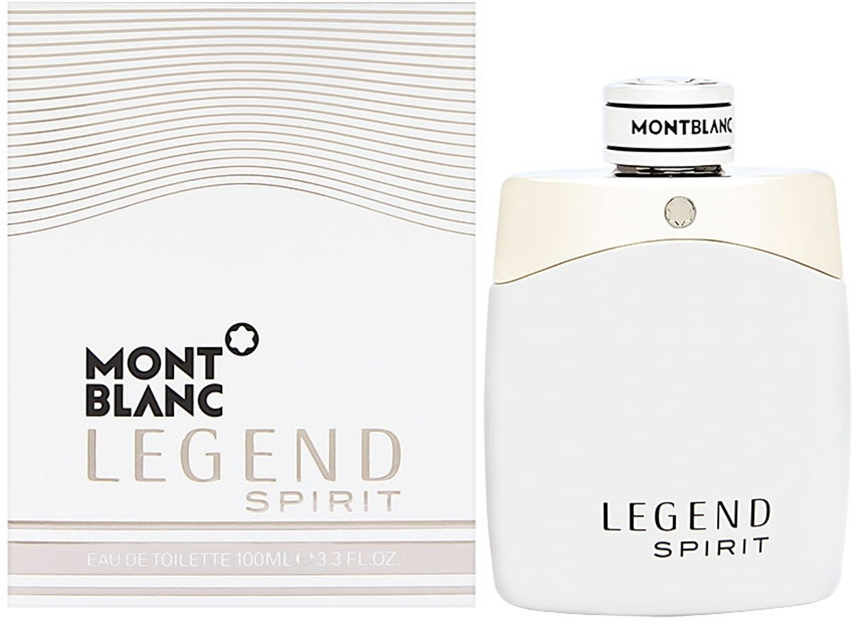 Mont Blanc - Eau de toilette - Legend Spirit - 50 ml