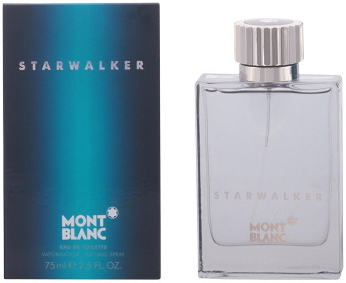 MULTI BUNDEL 2 stuks STARWALKER eau de toilette spray 75 ml