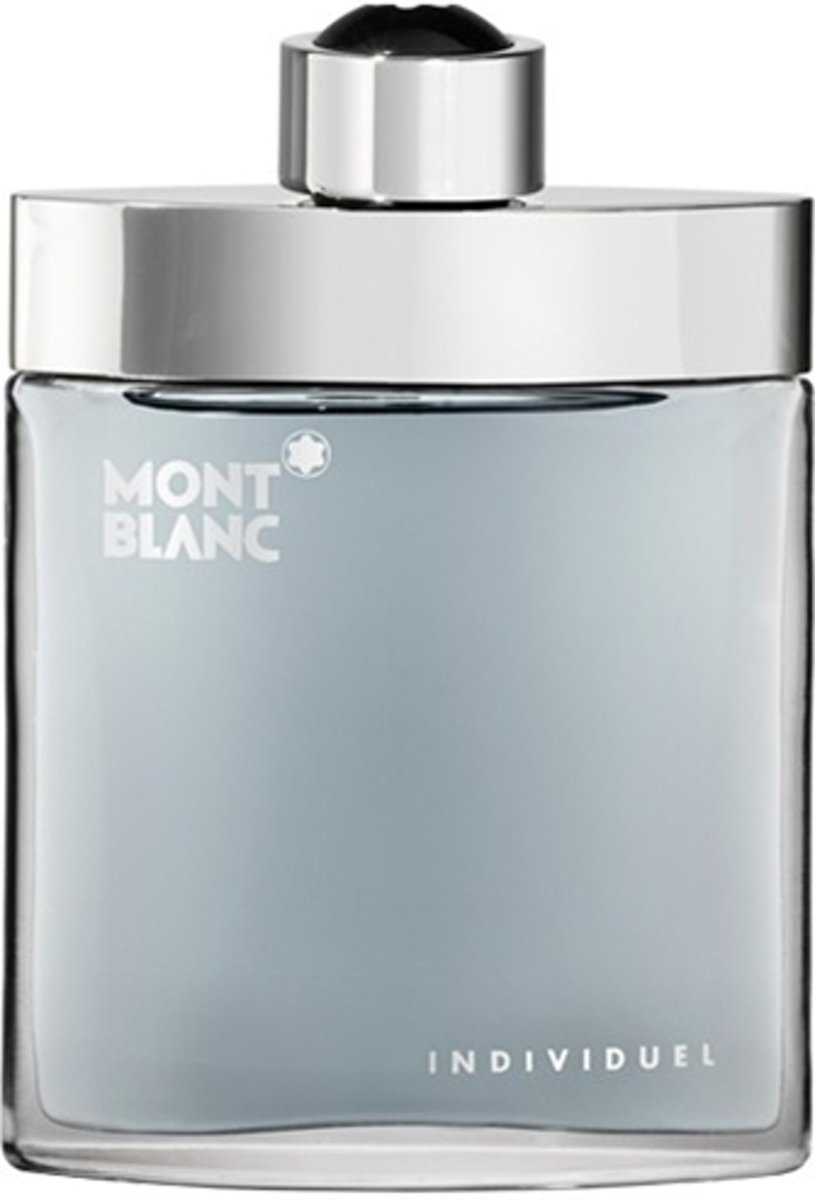 MULTI BUNDEL 4 stuks Montblanc Individuel Eau De Toilette Spray 50ml