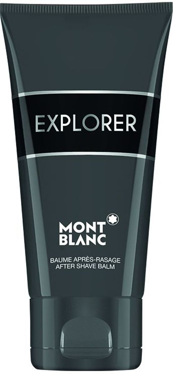 Mont Blanc Explorer Aftershave balm 150 ml