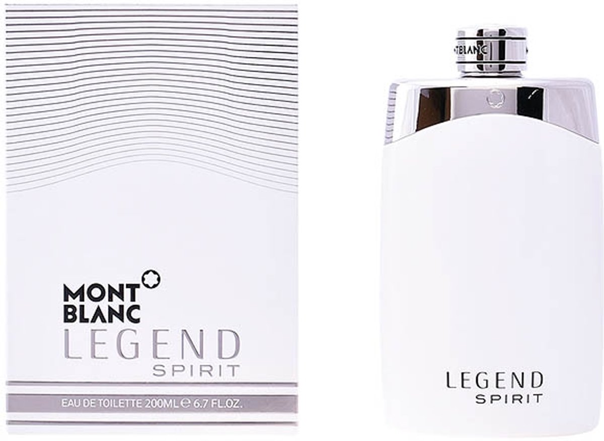 Montblanc Legend Spirit 200ml EDT Spray