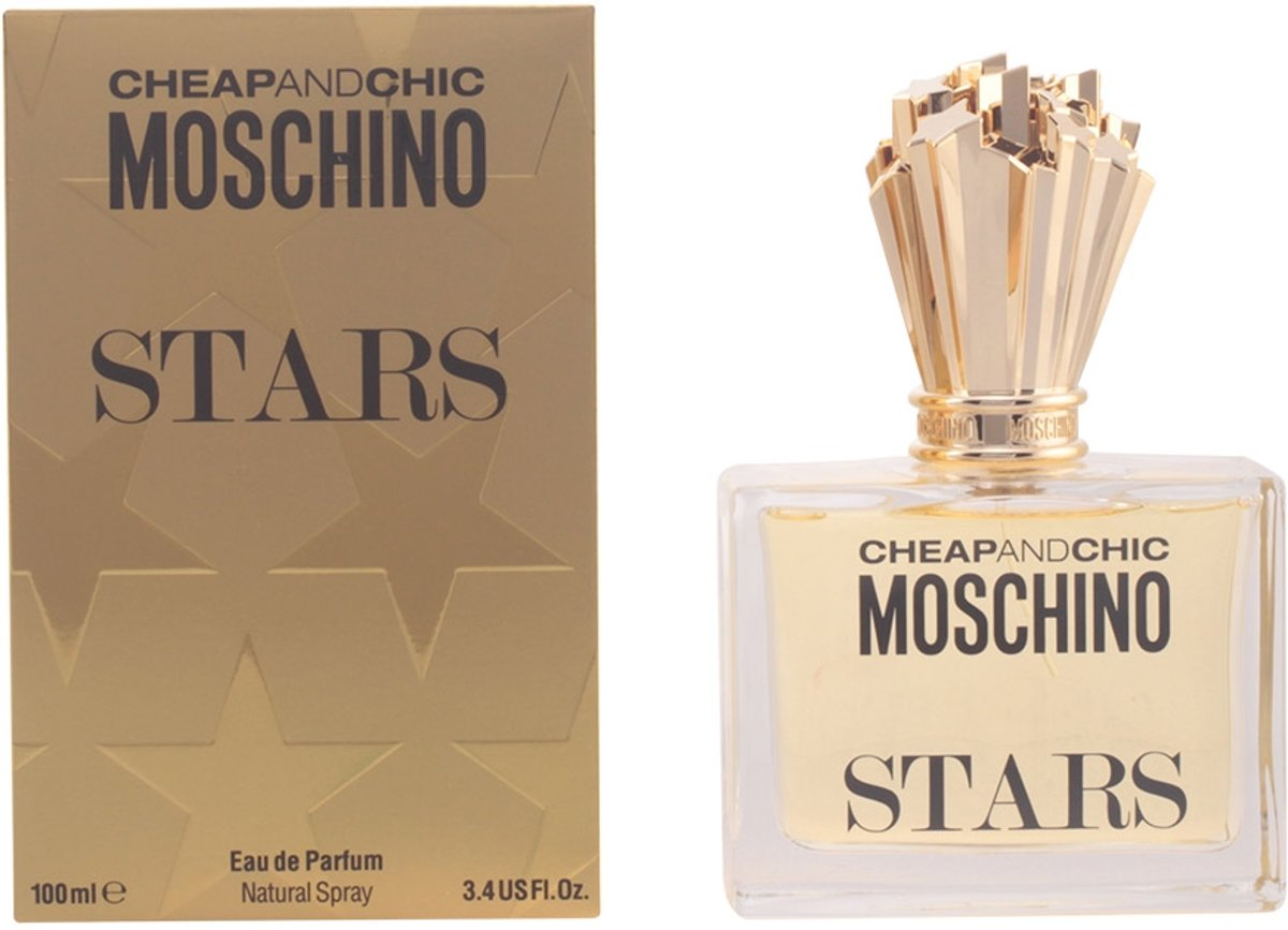 MOSCHINO CHEAP & CHIC STARS - 100ML - Eau de parfum
