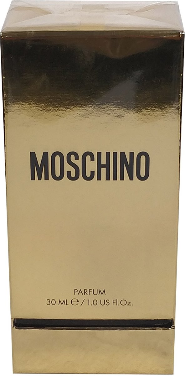 Moschino - Eau de parfum - Gold Fresh Couture - 30 ml