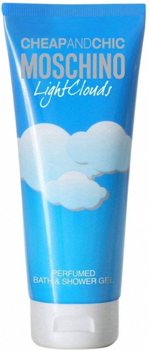 Moschino Cheap & Chic Light Clouds Douchegel 200 ml