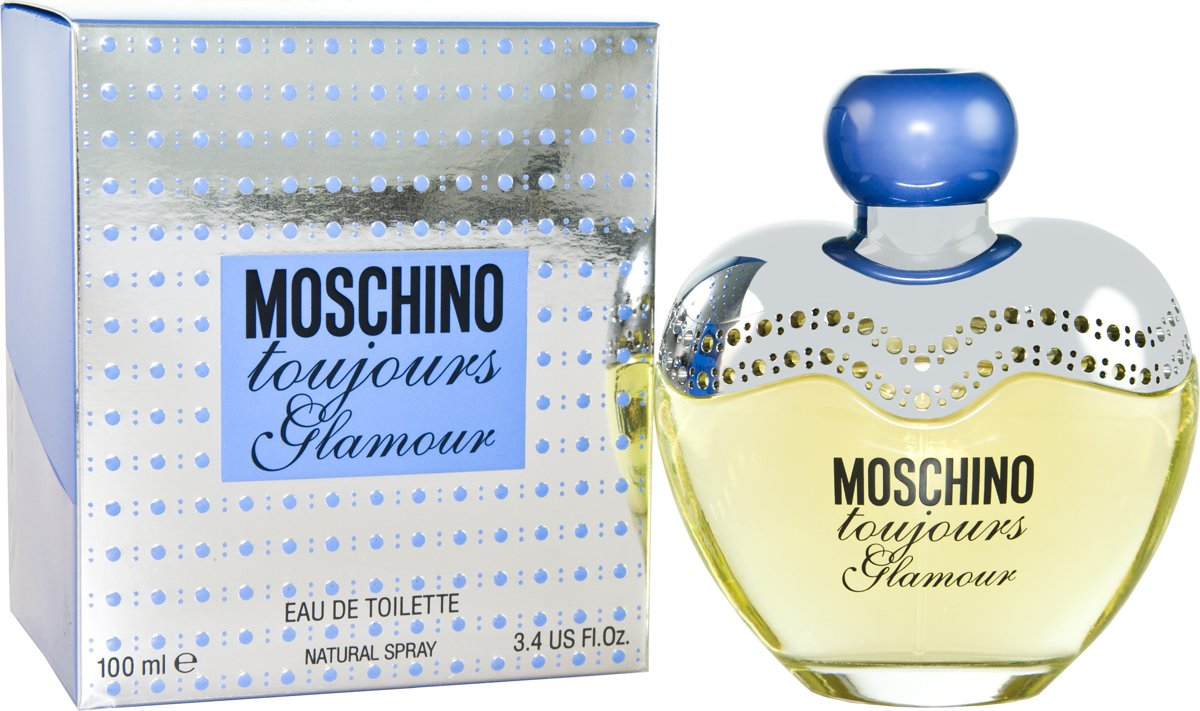Moschino Glamour Toujours for Women - 100 ml - Eau de toilette
