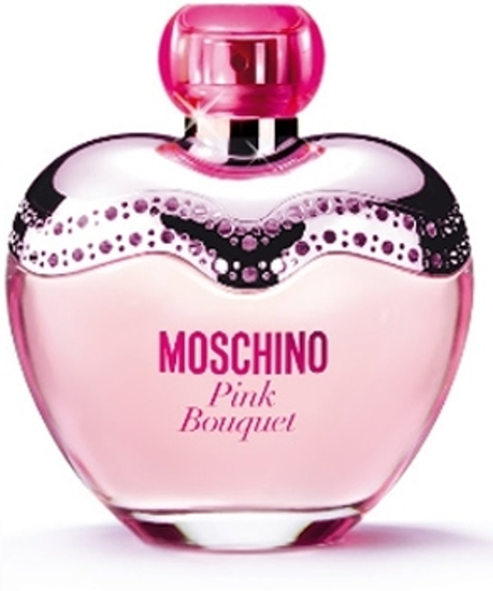 Moschino Pink Bouguet Spray - 50 ml - Eau De Toilette