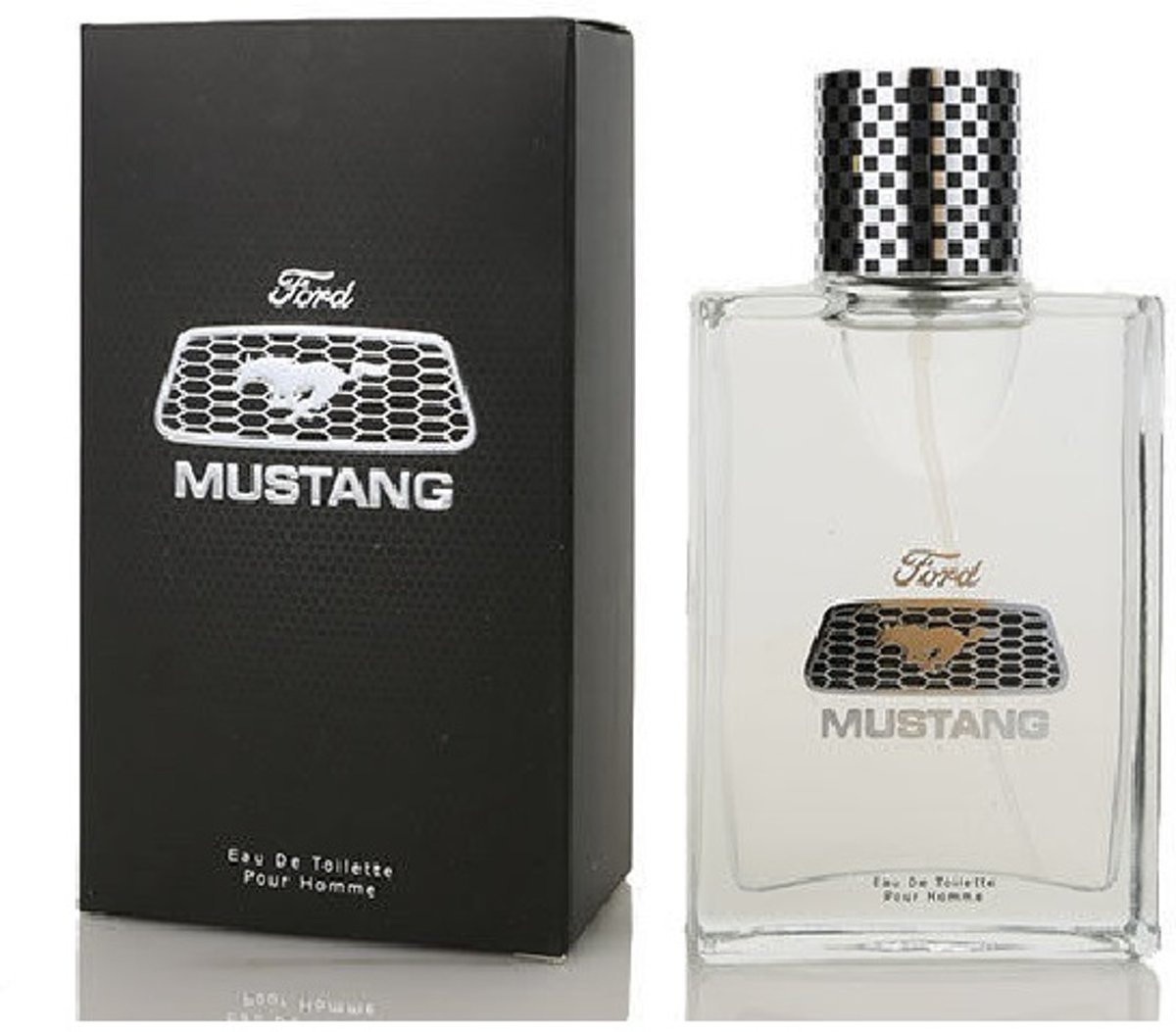 Mustang Ford Eau De Toilette Spray 100ml