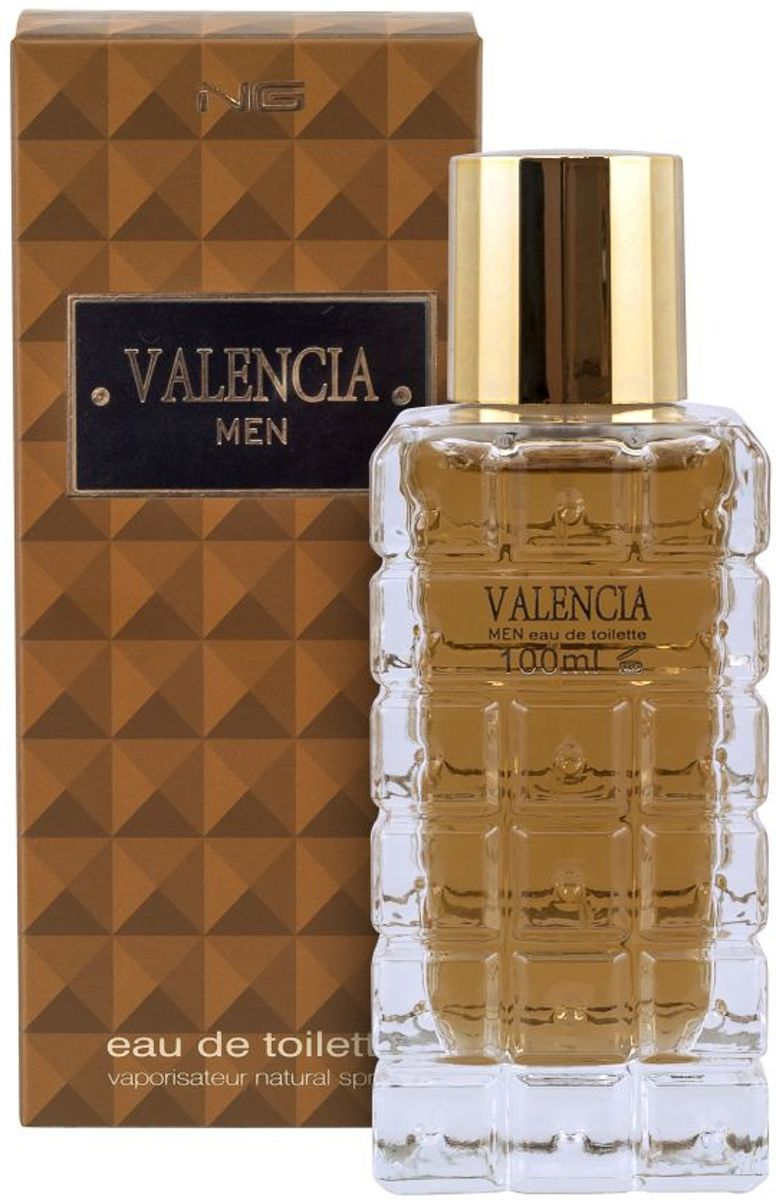 NG Valencia Men Eau de Toilette 100 ml