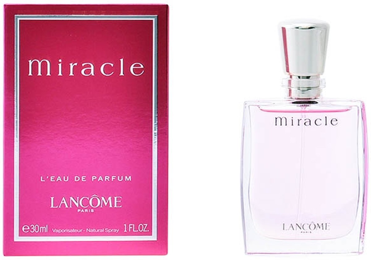 Damesparfum Miracle Lancome EDP limited edition 30 ml