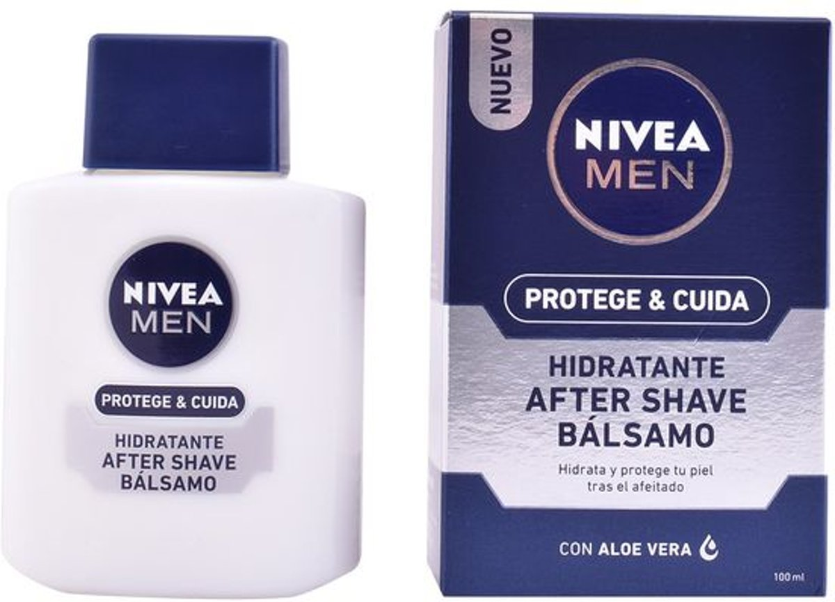 Aftershave Balsem Aloe Vera Nivea (100 ml)