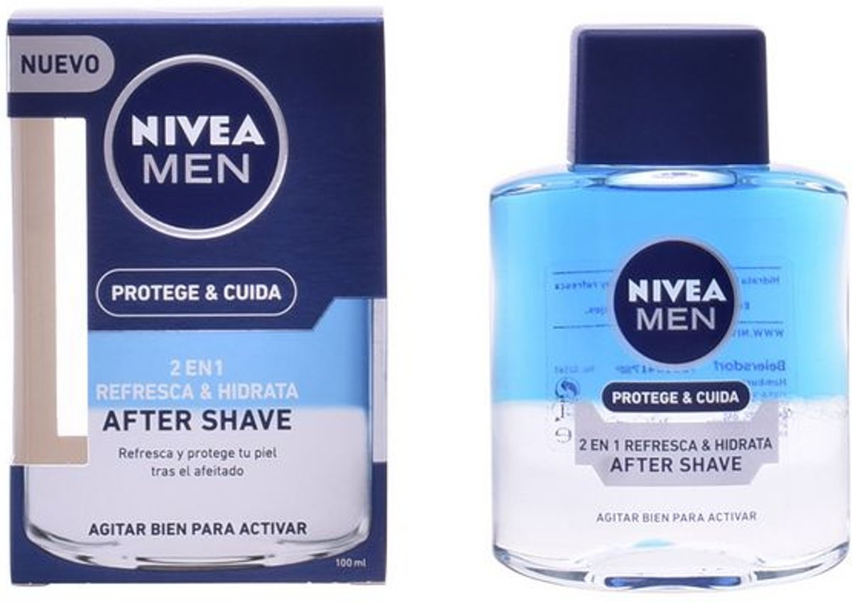 Aftershavelotion Men Nivea (100 ml)