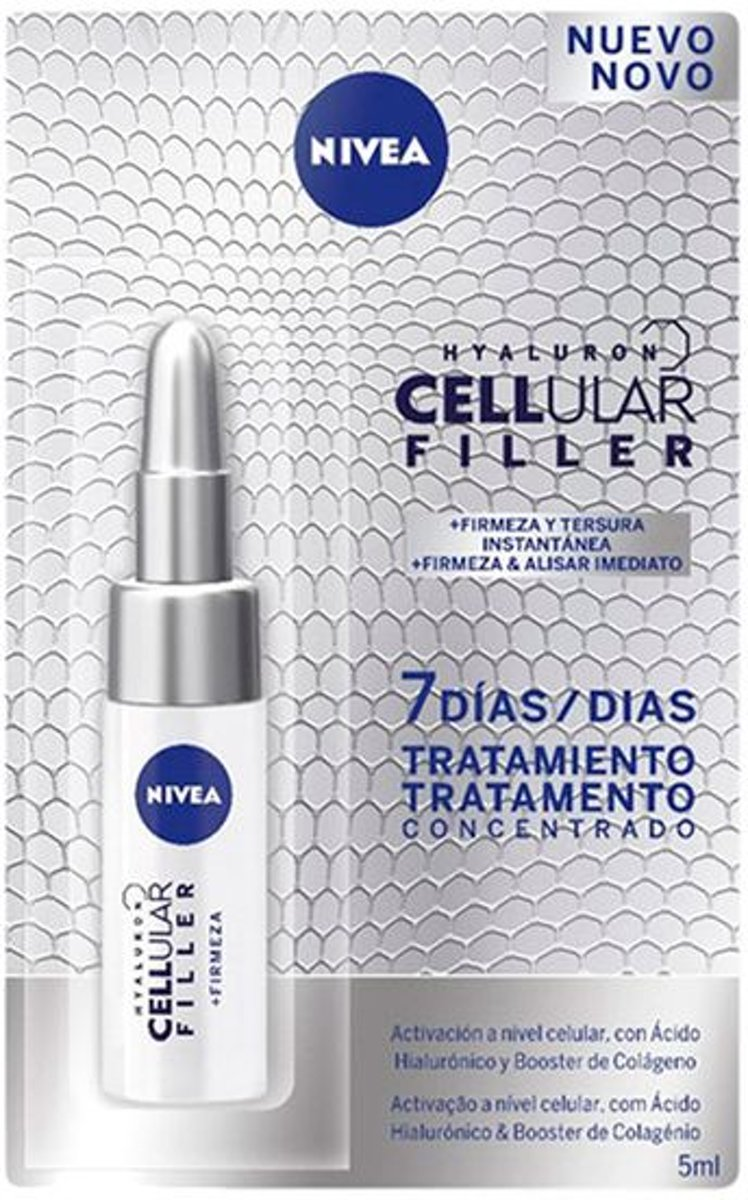 Ampullen met  Lifting Effect Hyaluron Nivea (5 ml)