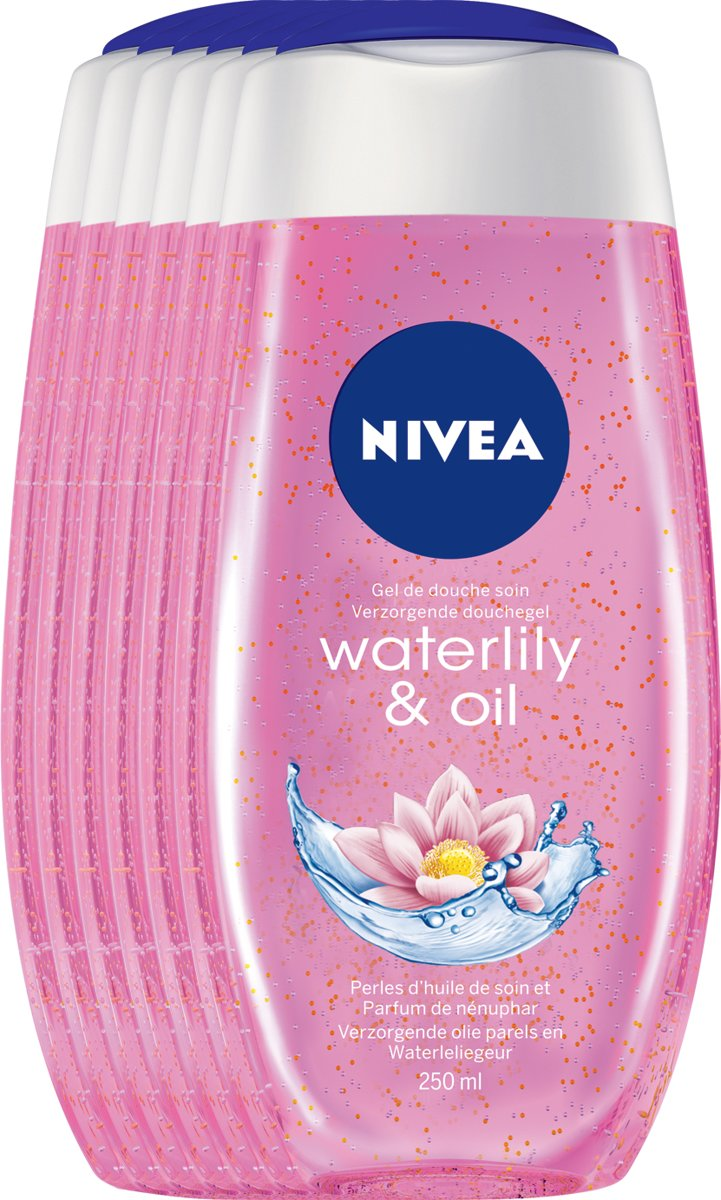 Douche waterlily oil