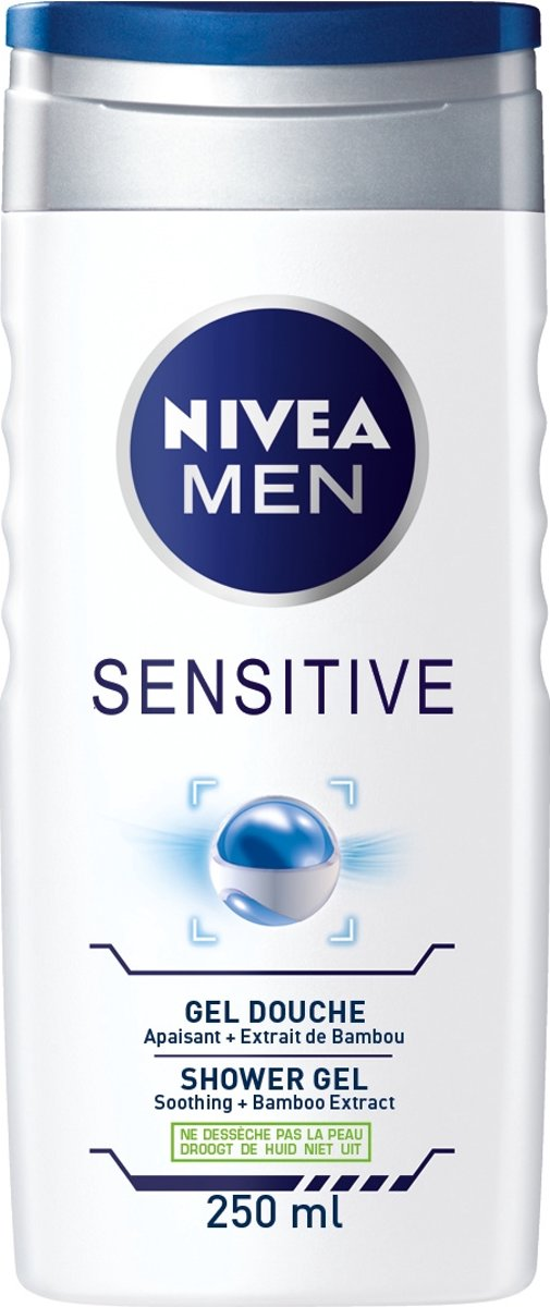 Douchegel for men sensitive