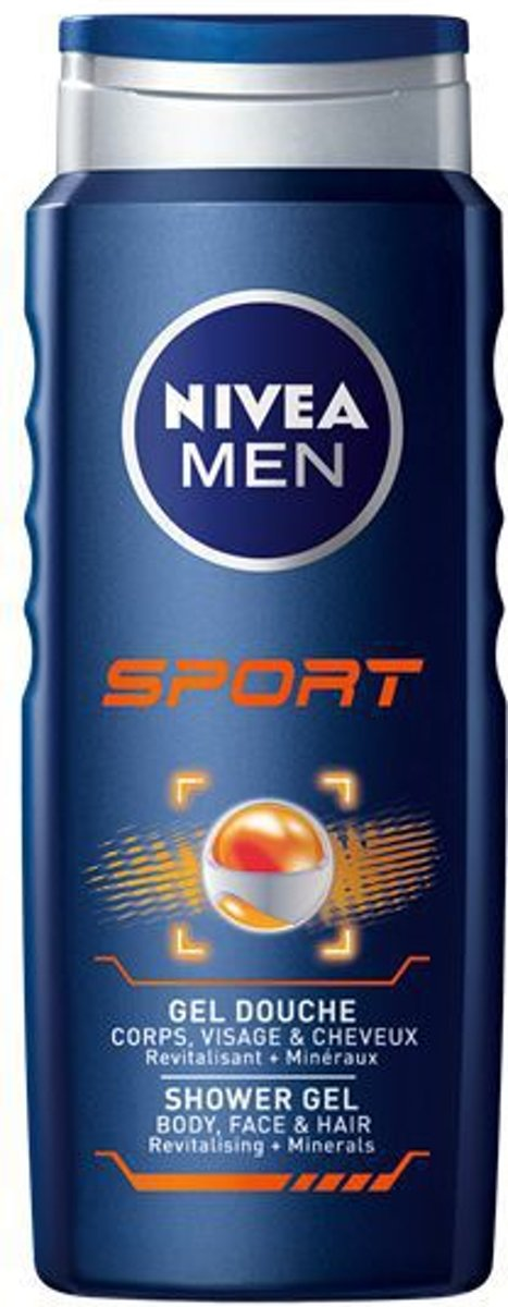 NIVEA MEN Sport - 500 ml - Douchegel