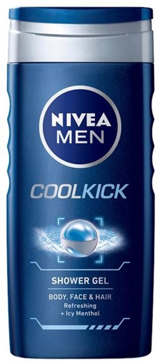 Niv Men Dch-Gel Cool 250