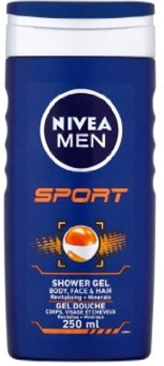 Niv Men Dch-Gel Sport250