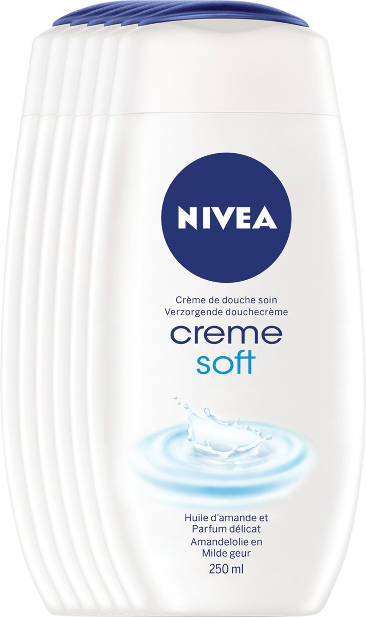 Nivea Creme Soft Shower Cream 250ml