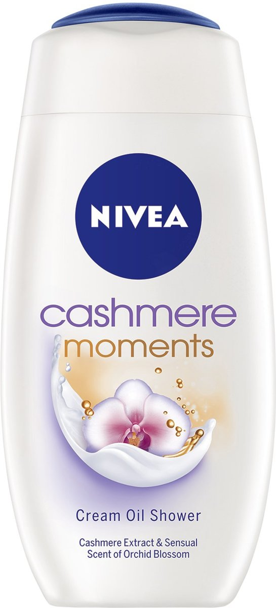 Nivea Douche Cashmere Moments 250ml