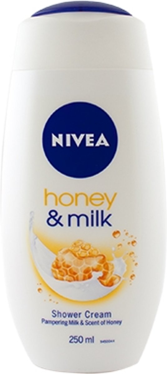 Nivea Douche Honey & Milk 250ml