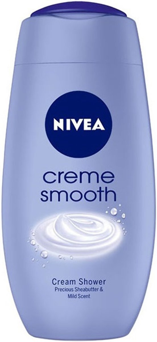 Nivea Douchegel - Creme Smooth 250 ml.