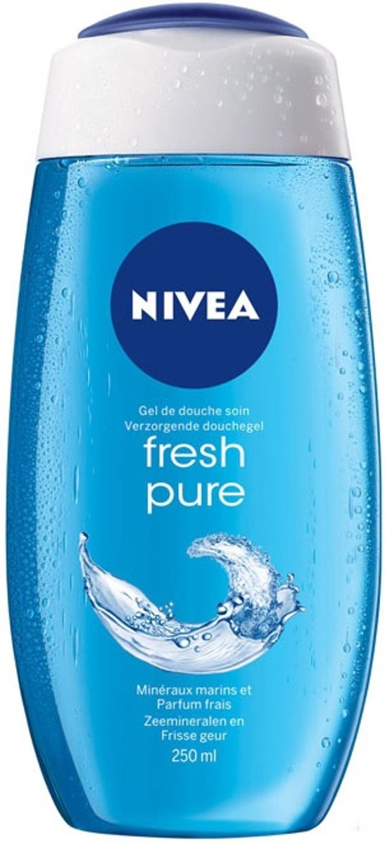 Nivea Douchegel - Fresh Pure 250 ml