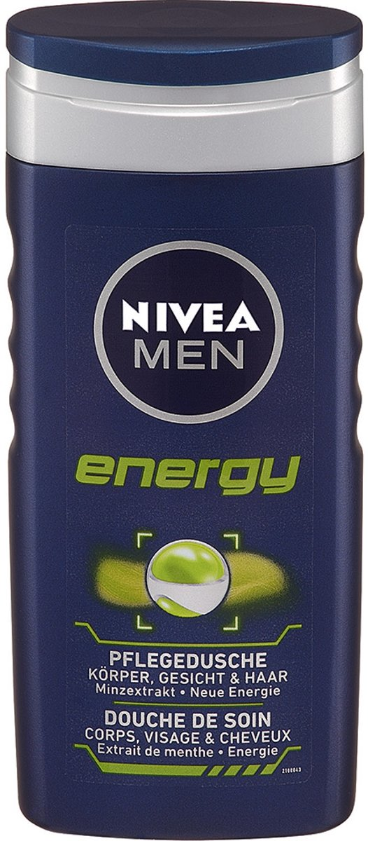 Nivea For Men Energy Showergel - 250ml