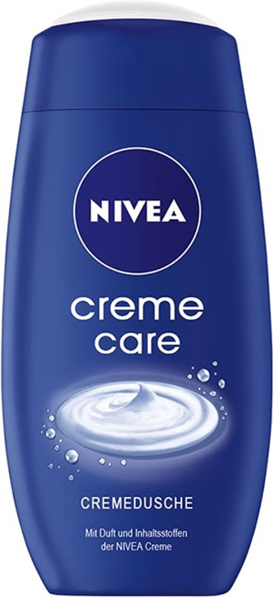 Nivea Shower - Creme Care 250 ml