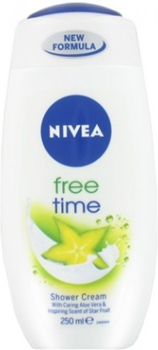 Nivea Shower Free Time