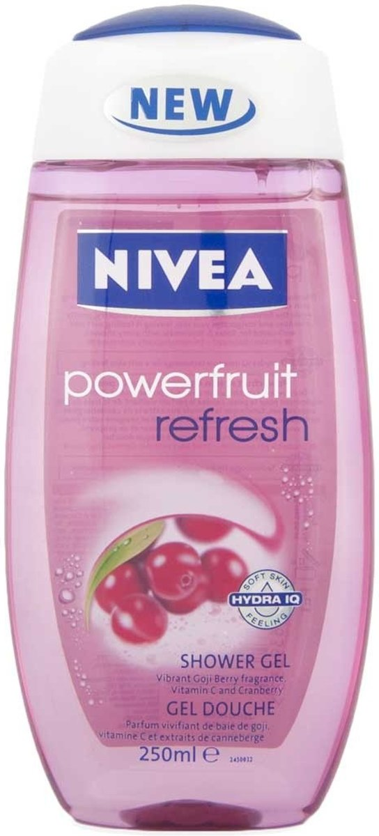 Nivea Women Powerfruit Refresh Douchegel 250ml