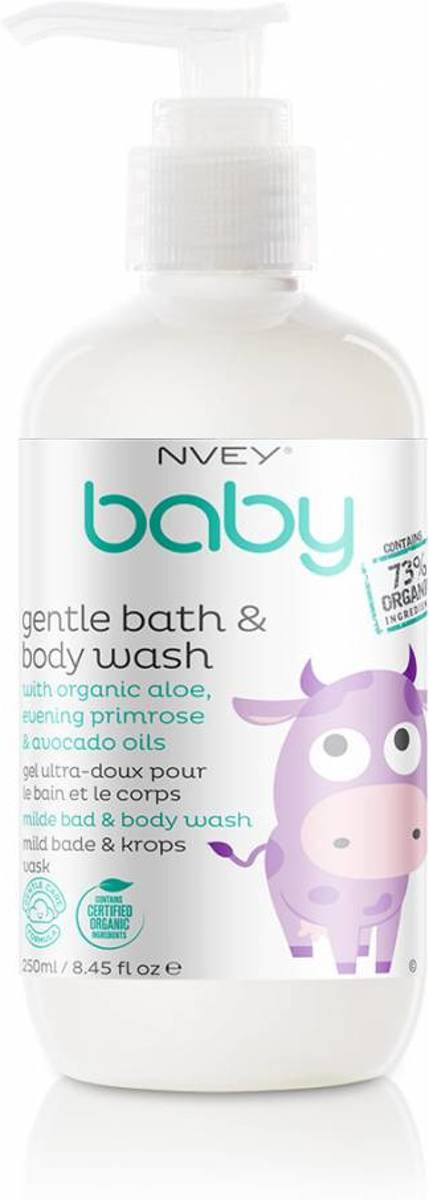 NVEY Baby Gentle Bath & Body wash