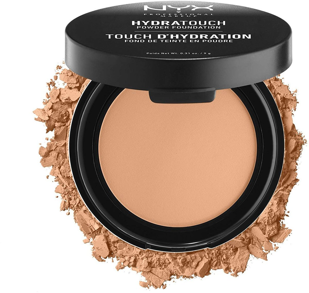 NYX Hydra Touch Powder Foundation Fawn