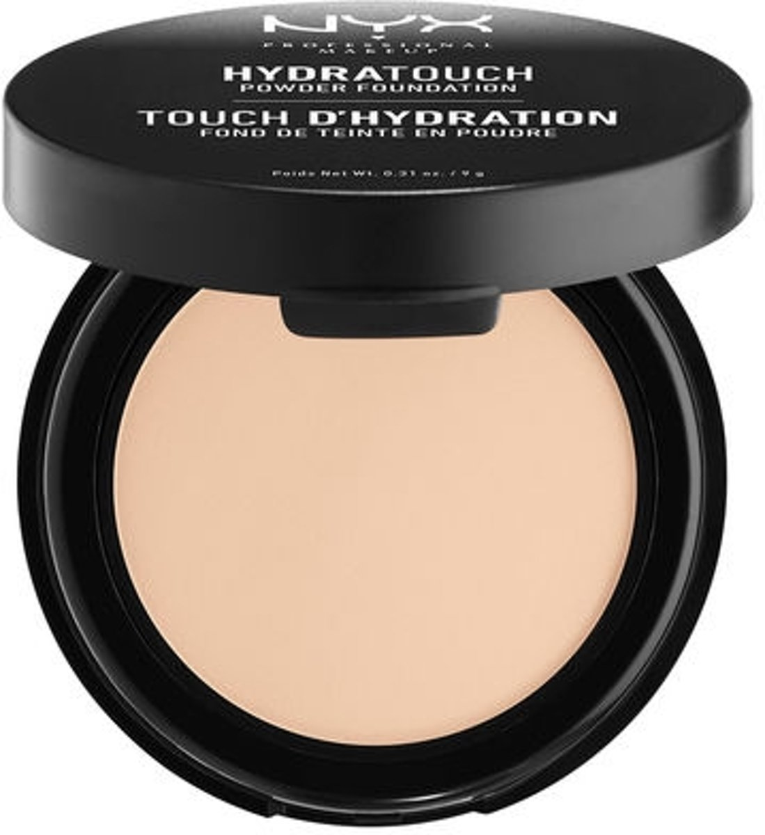NYX Hydra Touch Powder Foundation Ivory