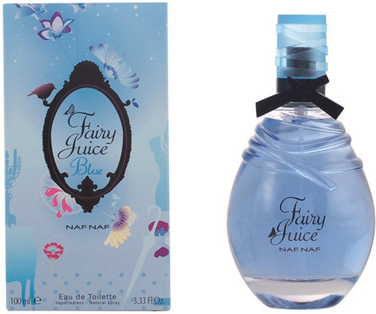 FAIRY JUICE BLUE eau de toilette spray 100 ml