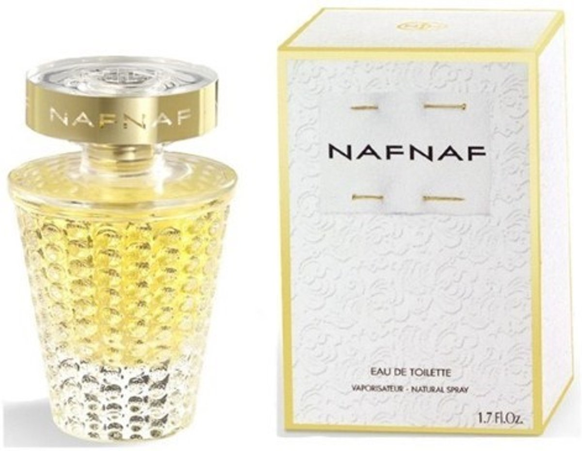 Naf Naf Eau De Toilette Spray 30ml