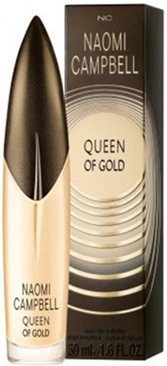 Naomi Campbell Queen Of Gold Edt Spray 30 ml