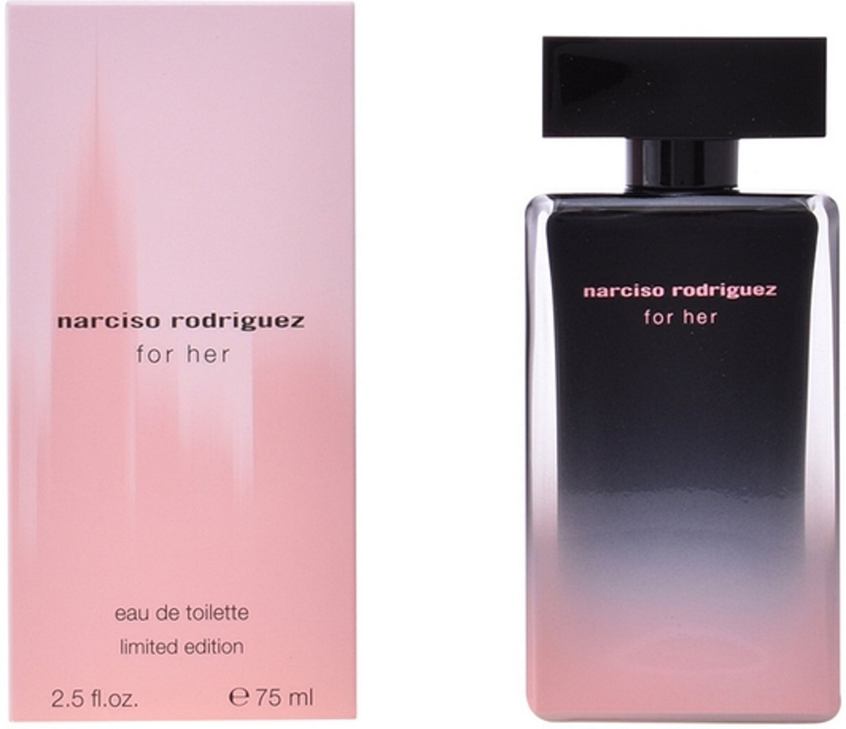Damesparfum For Her Limited Edition Narciso Rodriguez EDT (75 ml)