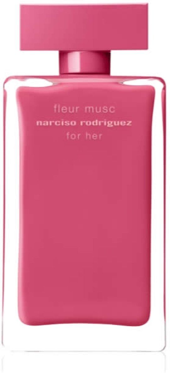 MULTI BUNDEL 2 stuks Fleur Musc Narciso Rodriguez For Her Eau De Perfume Spray 100ml
