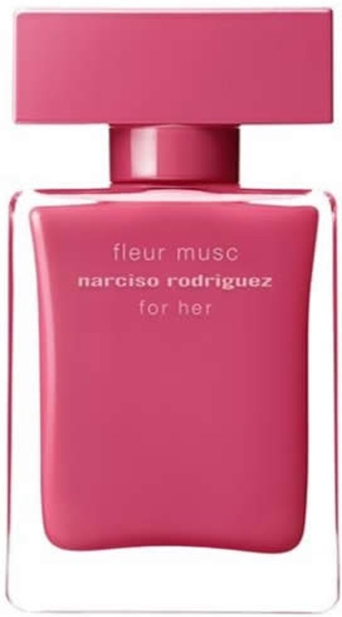 MULTI BUNDEL 2 stuks Fleur Musc Narciso Rodriguez For Her Eau De Perfume Spray 50ml