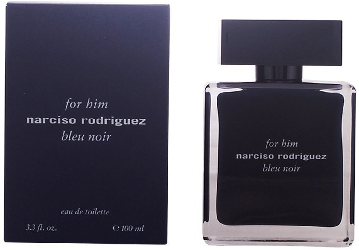 MULTI BUNDEL 2 stuks NARCISO RODRIGUEZ FOR HIM BLEU NOIR Eau de Toilette Spray 100 ml