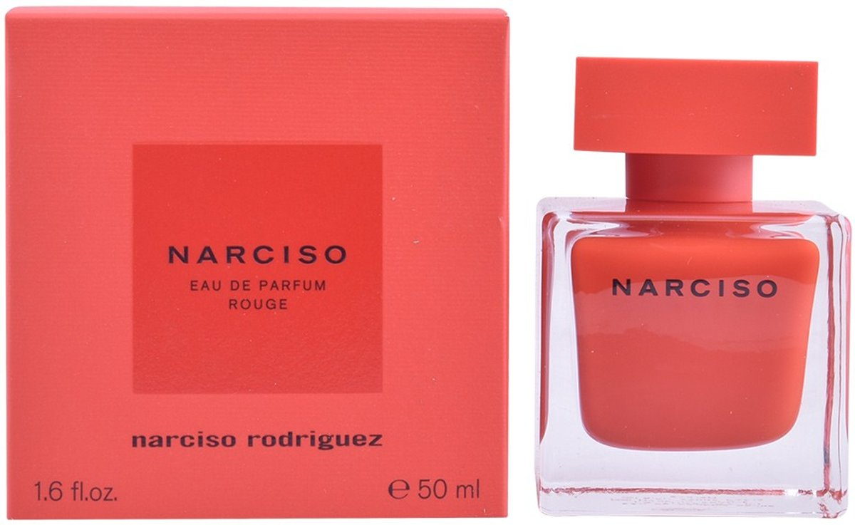 MULTI BUNDEL 2 stuks NARCISO ROUGE Eau de Perfume Spray 50 ml